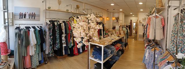 Boutique de vêtements toutes tailles à Carvin