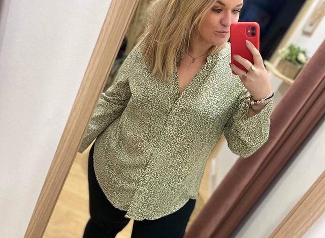 Vente de blouses grandes tailles à Carvin