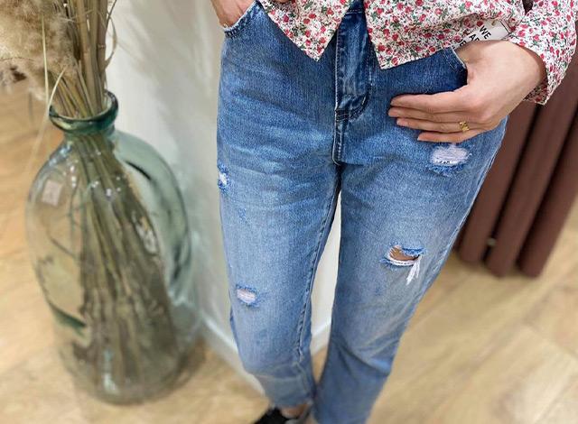 Vente de jeans grandes tailles à Carvin