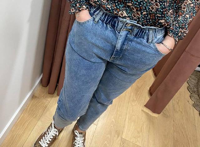 Vente de jeans taille 36-42 à Carvin
